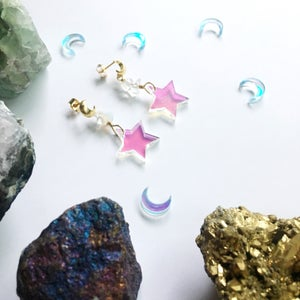 Image of Starchild Earrings