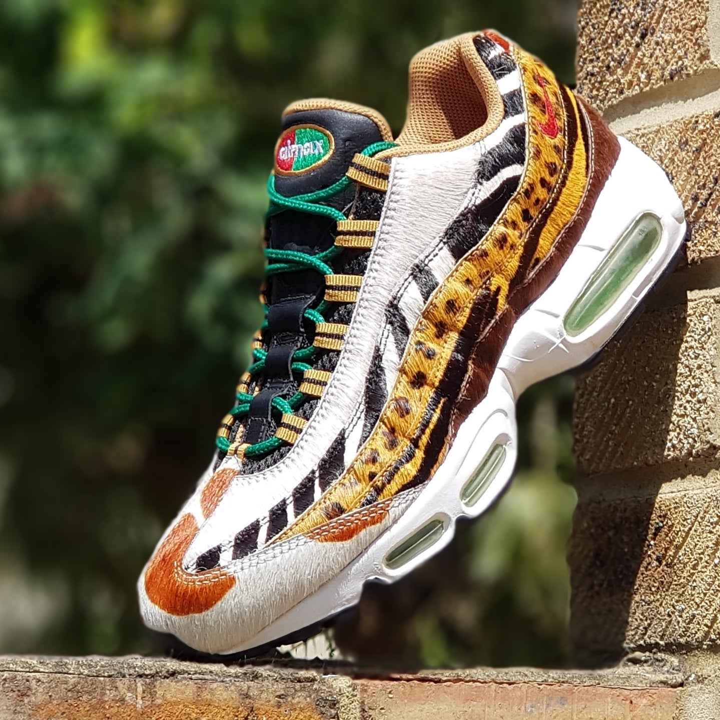wholesale dealer 35d6d d2891 Nike Air Max 95 Supreme Animal Pack (2007) - UK 8