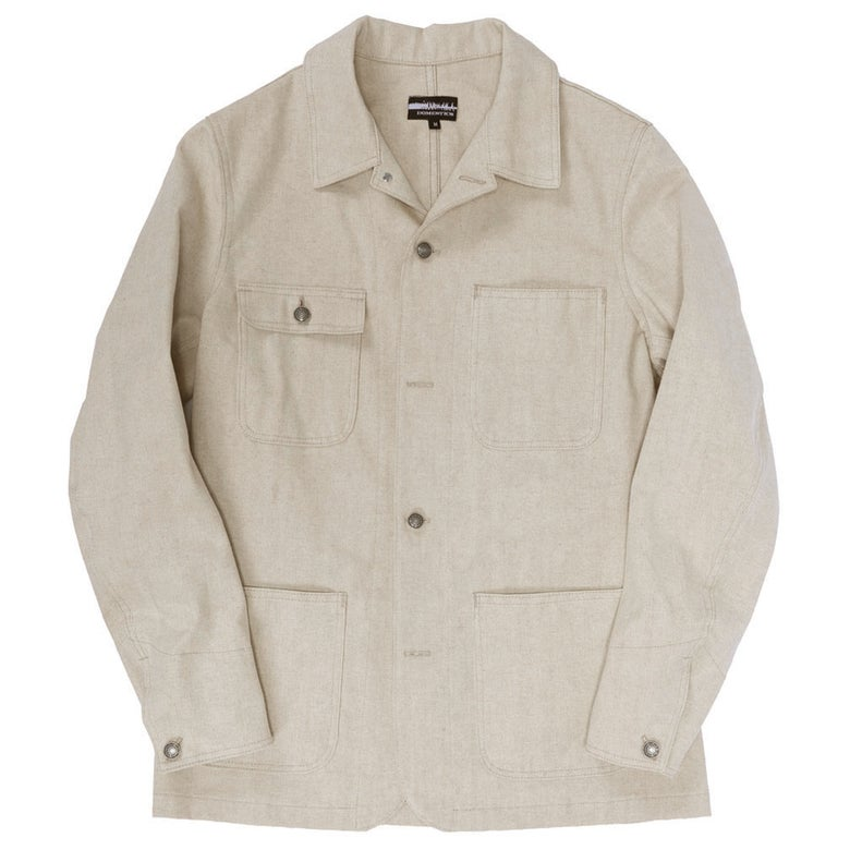 Image of DOMEstics. MADE IN USA Button Up Work Jacket