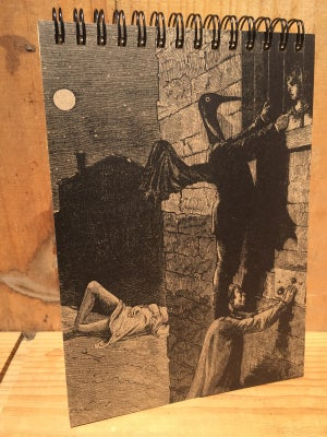 "Image of Max Ernst Wirebound Notepads (5""x7"")"