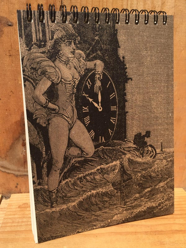 "Image of Max Ernst Notepads (5""x7"")"