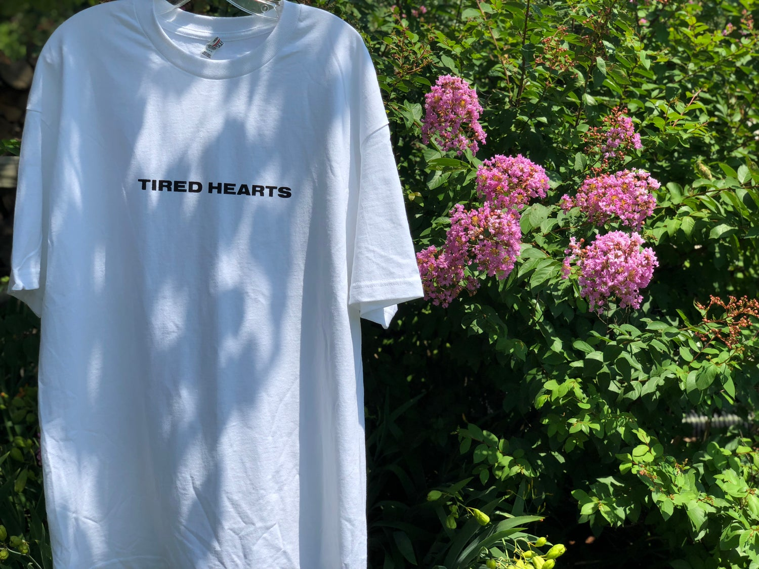 Image of TIRED HEARTS - The OG Tee