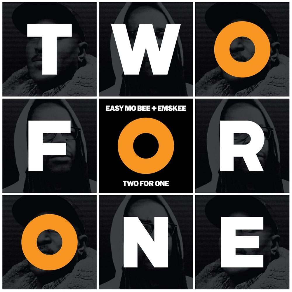 Image of Easy Mo Bee & Emskee - Two For One LP (FPI004)