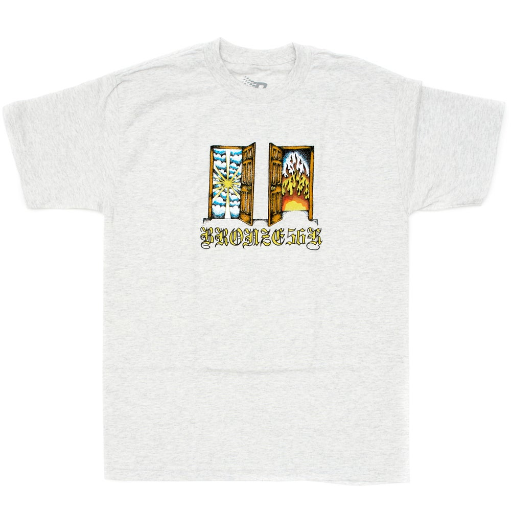 Image of ITS TIME TEE ASH