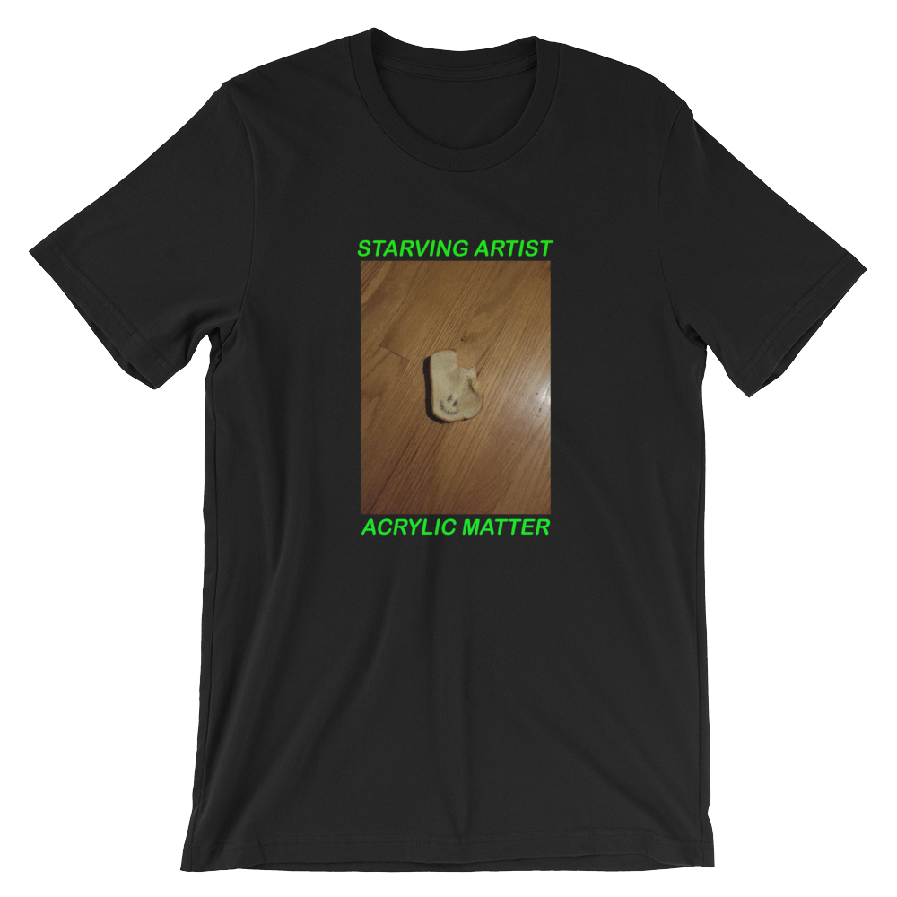 Image of STARVING ARTIST T-SHIRT