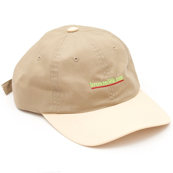 Image of 2 TONE SPORTS HAT TAN/SAND