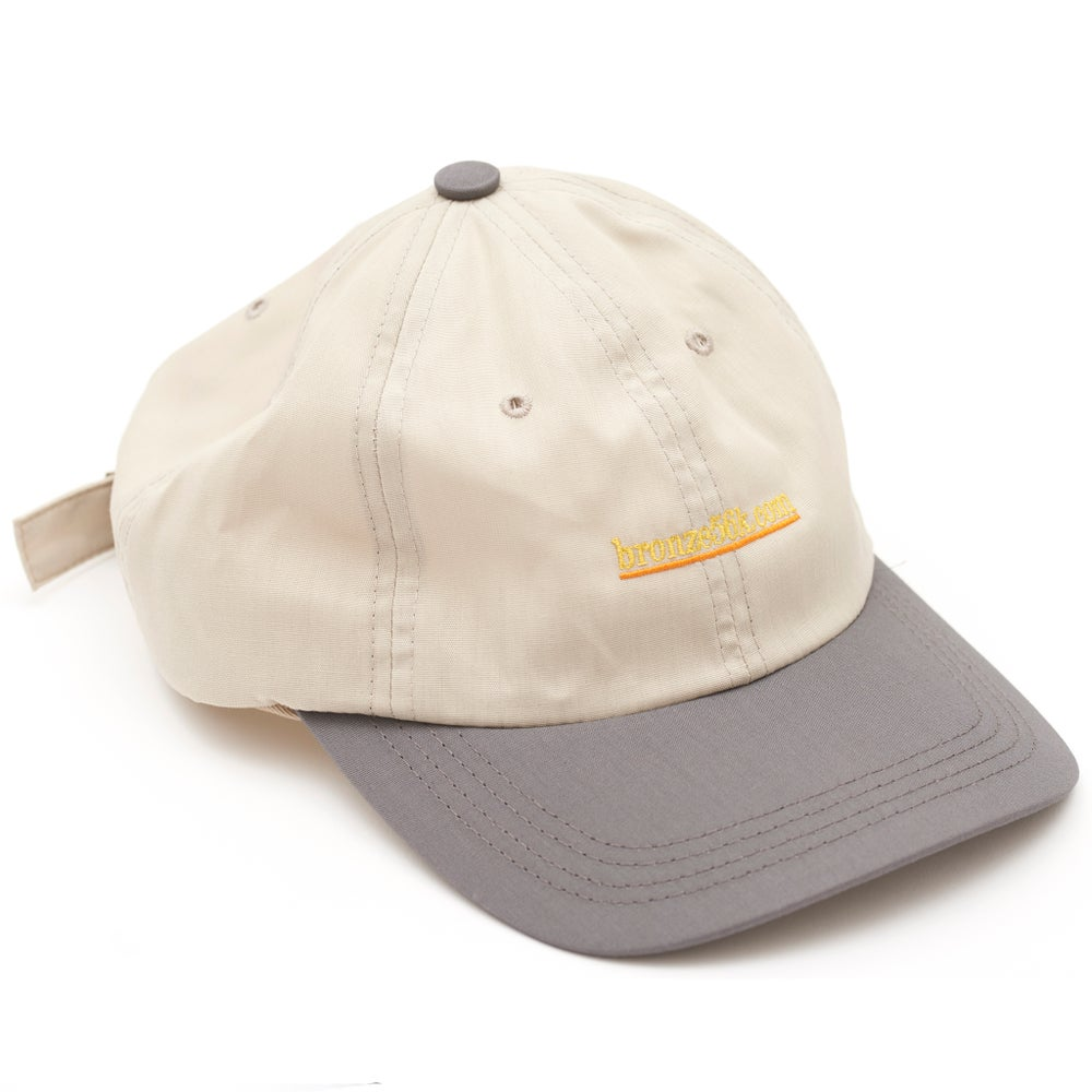 Image of 2 TONE SPORTS HAT GREY/CHARCOAL