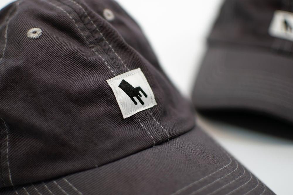 Image of Dyed Logo Hat