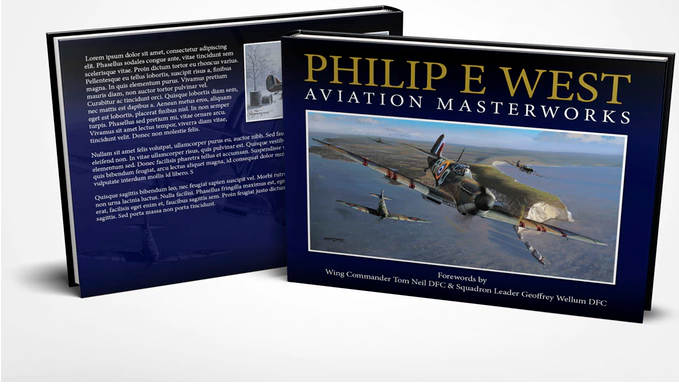 Image of Aviation Masterworks Luxury Hardback Book