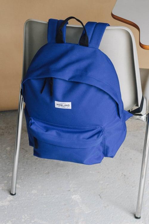 Image of ELECTRIC BLUE BAG