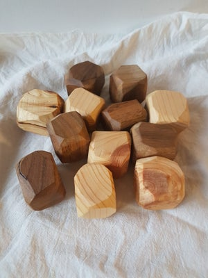 Image of Wooden Crystals