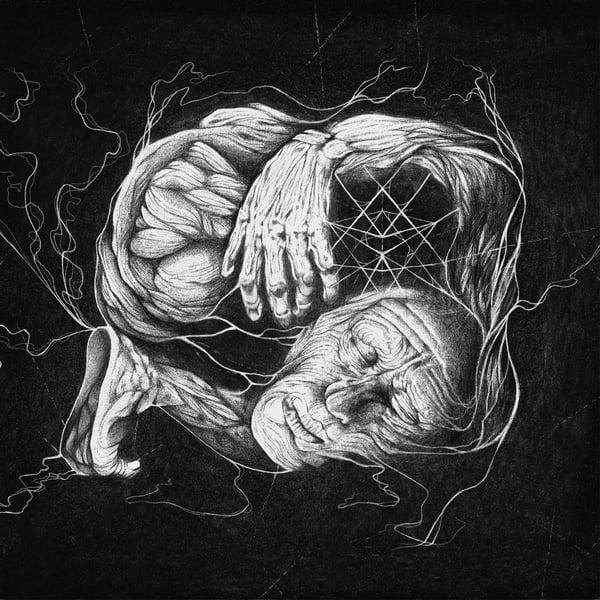 """Image of VERBERIS """"Vorant Gnosis"""" Gatefold Mini LP"""