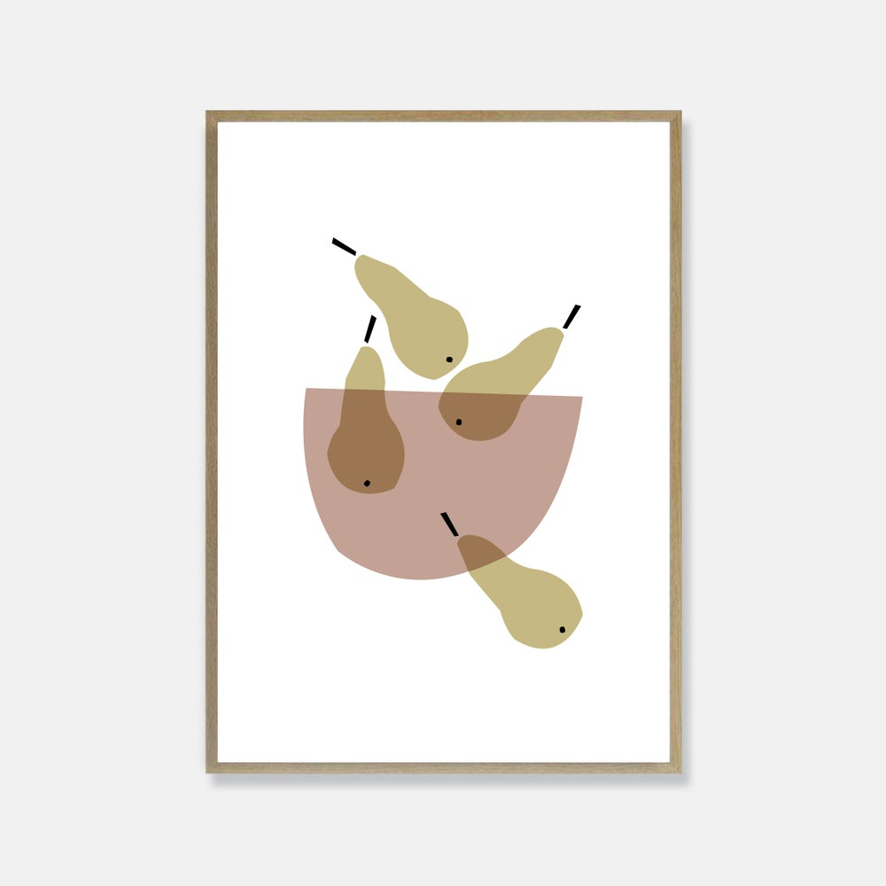 Image of Pears Print