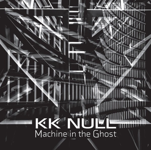 "Image of  KK Null ‎– Machine In The Ghost (7"")"