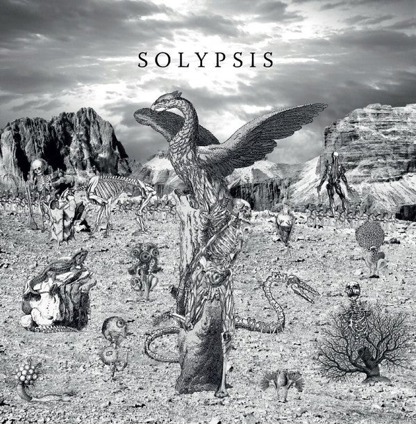 "Image of  Solypsis ‎– To Know Death... You Have To Fuck Life In The Gallbladder (7"")"