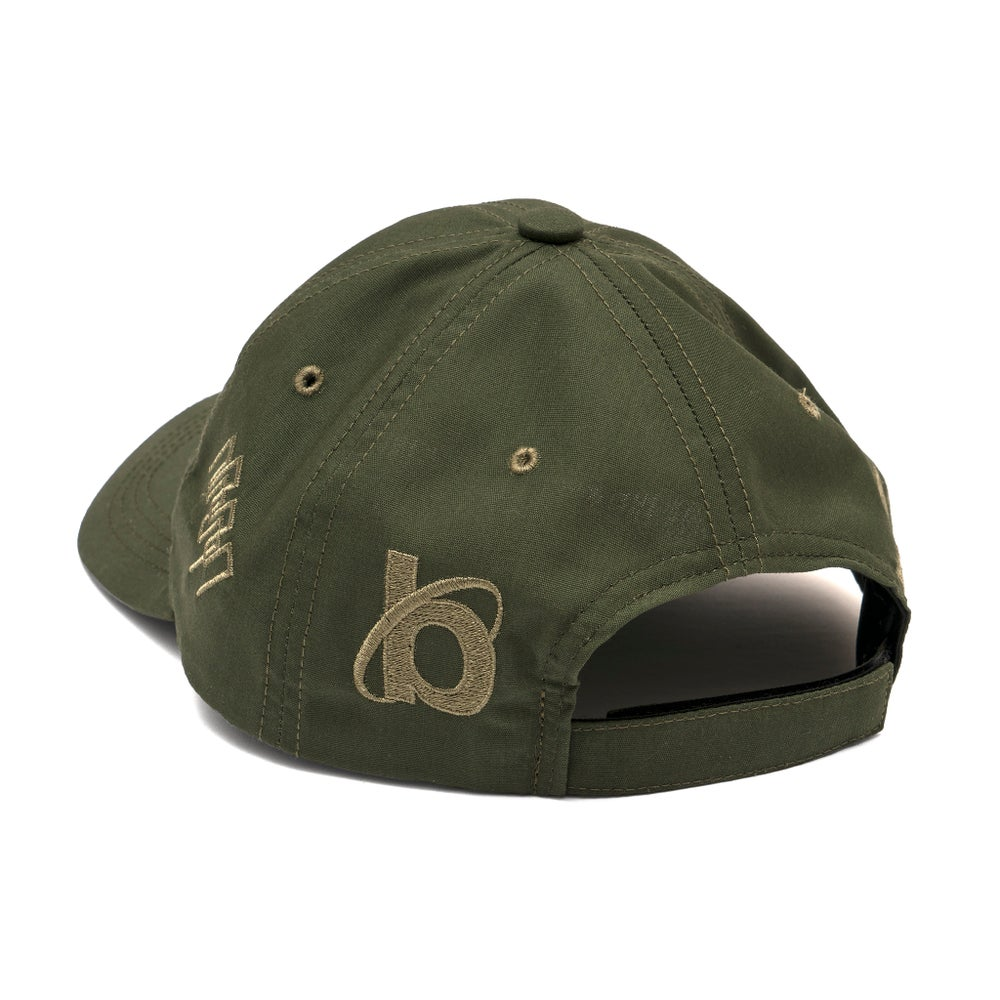 Image of ANNIVERSARY HAT OLIVE