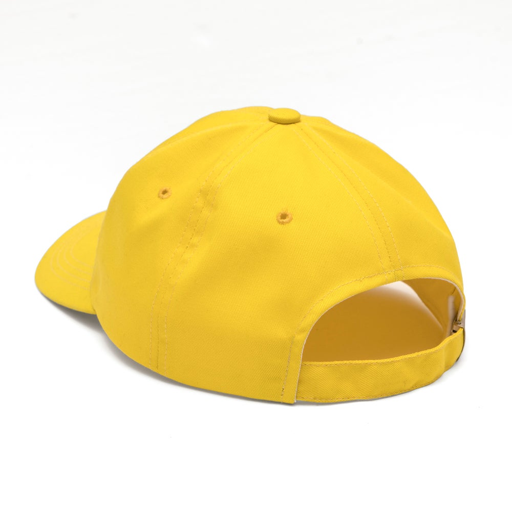 Image of THANKS FOR WATCHING HAT YELLOW