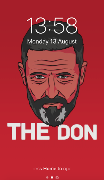 Image of The Don phone wallpaper
