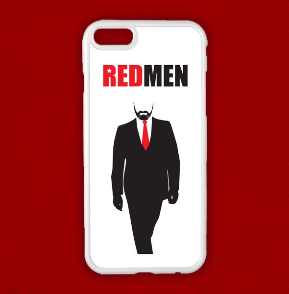 Image of Red Men phone case