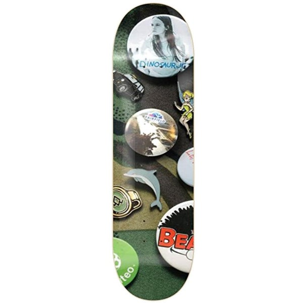 Image of Isle Shier Enamel Series Skateboard Deck 8.00""