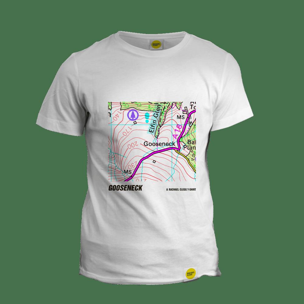 Image of Rachael Clegg's OS T Shirt: Goosneck
