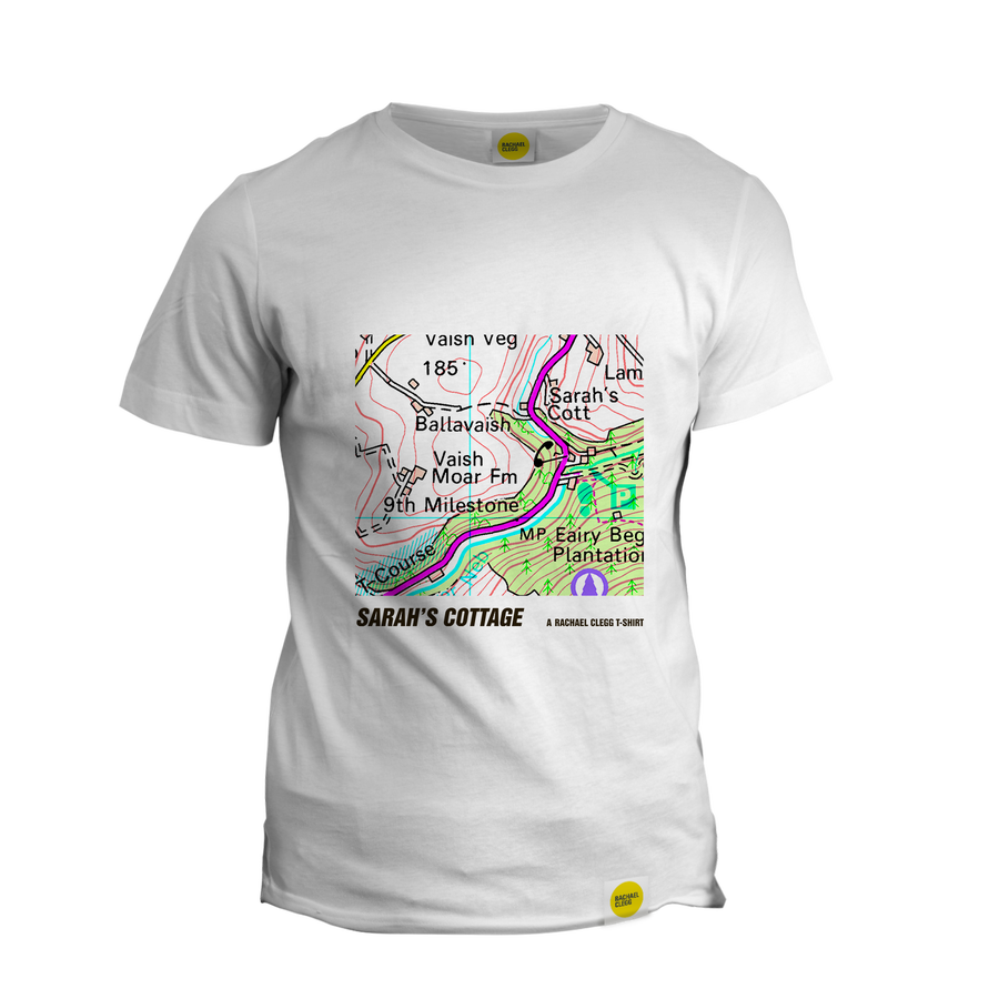 Image of Rachael Clegg's OS T Shirt: Sarah's Cottage