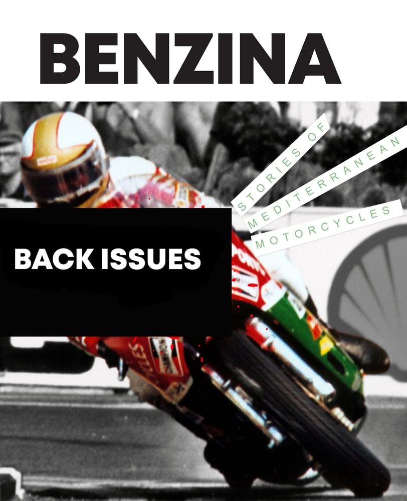 Image of Benzina back issues
