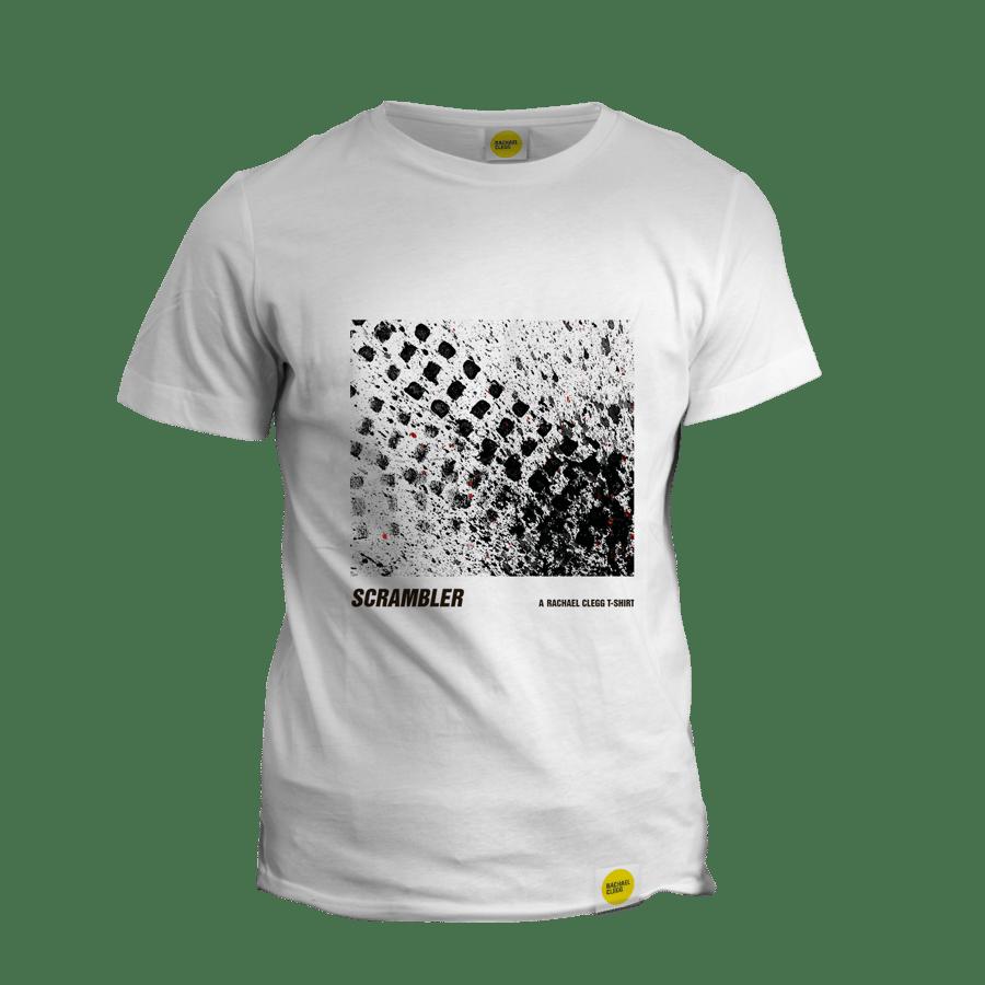Image of Rachael Clegg's Scrambler T Shirt