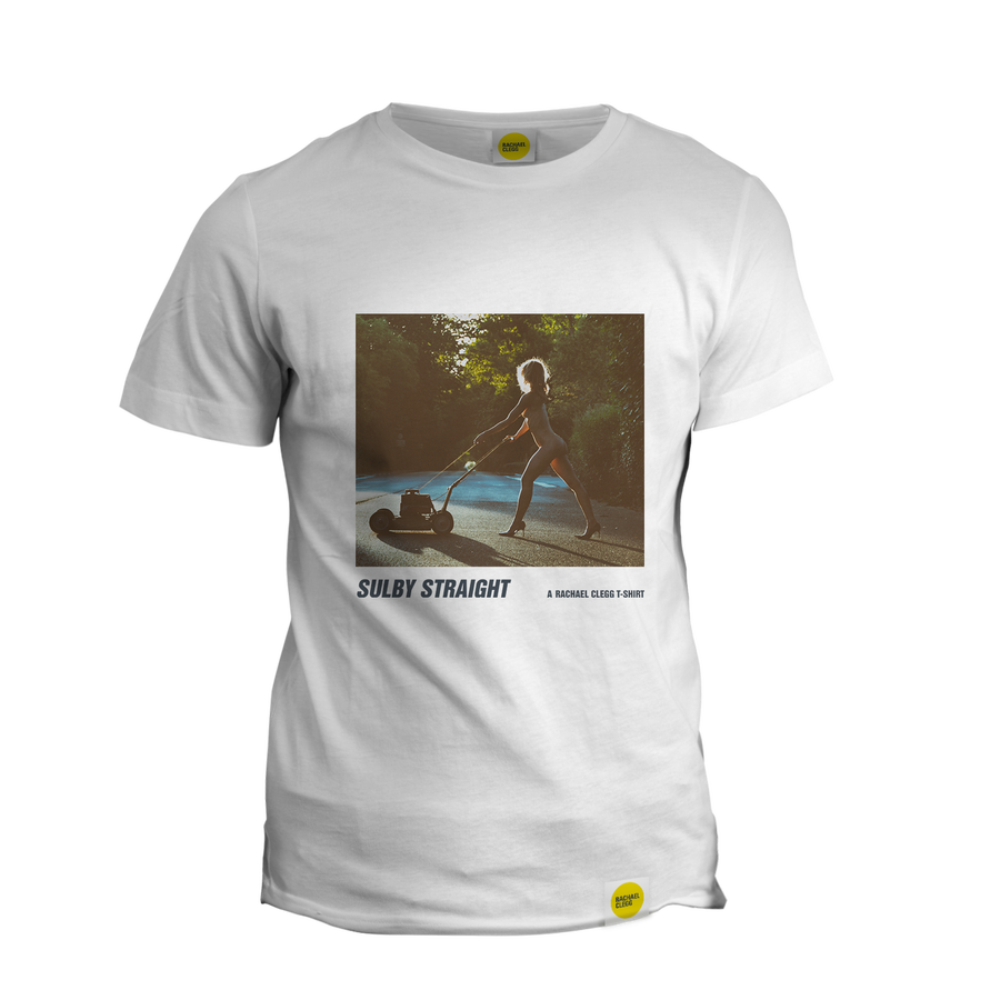 Image of Rachael Clegg's 70's Sulby Straight T Shirt