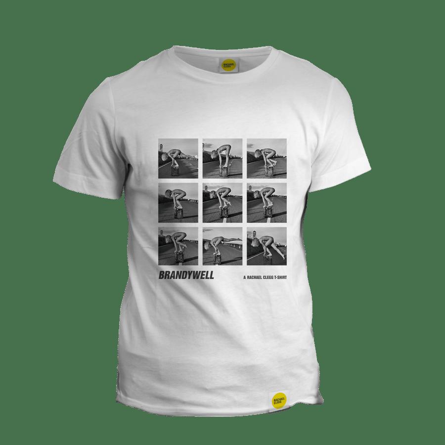 Image of Rachael Clegg's Brandywell Grid T Shirt