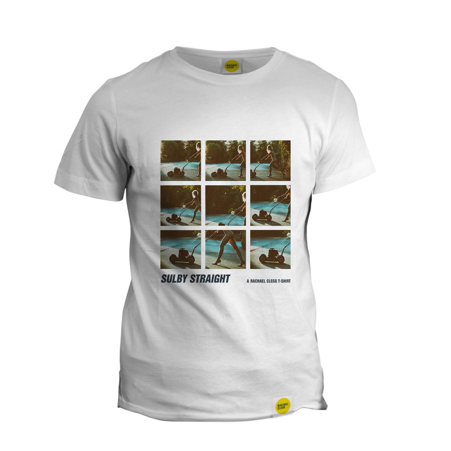 Image of Rachael Clegg's Sulby Grid T Shirt