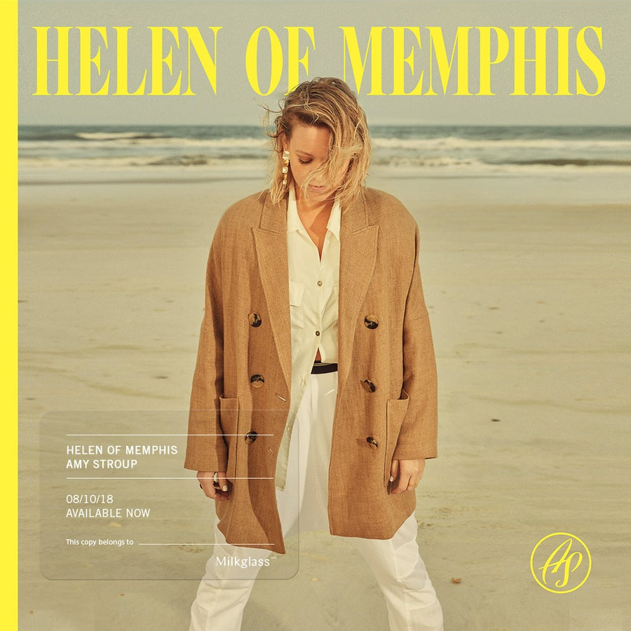 Image of Helen of Memphis -CD