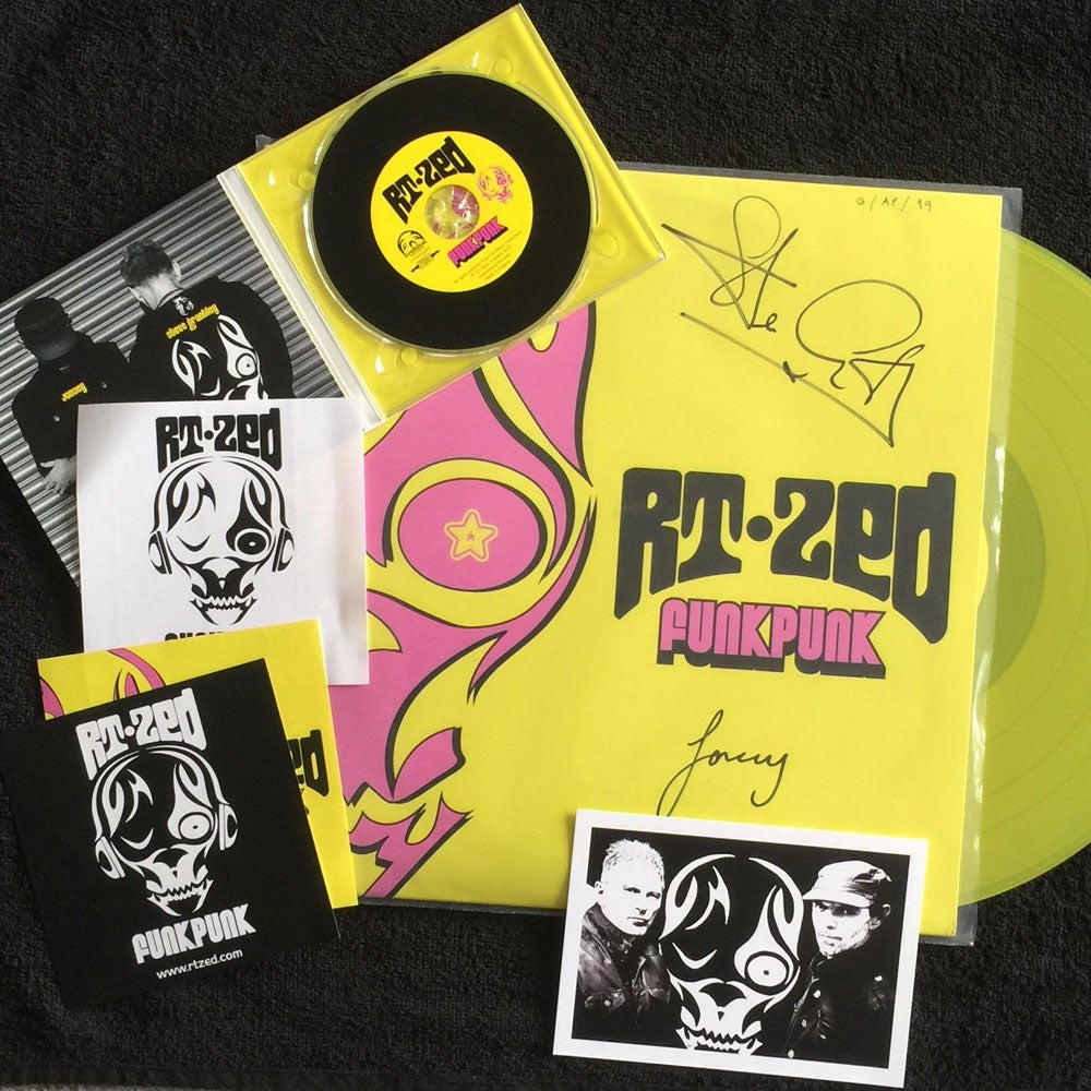 Image of FUNKPUNK SPECIAL EDITION