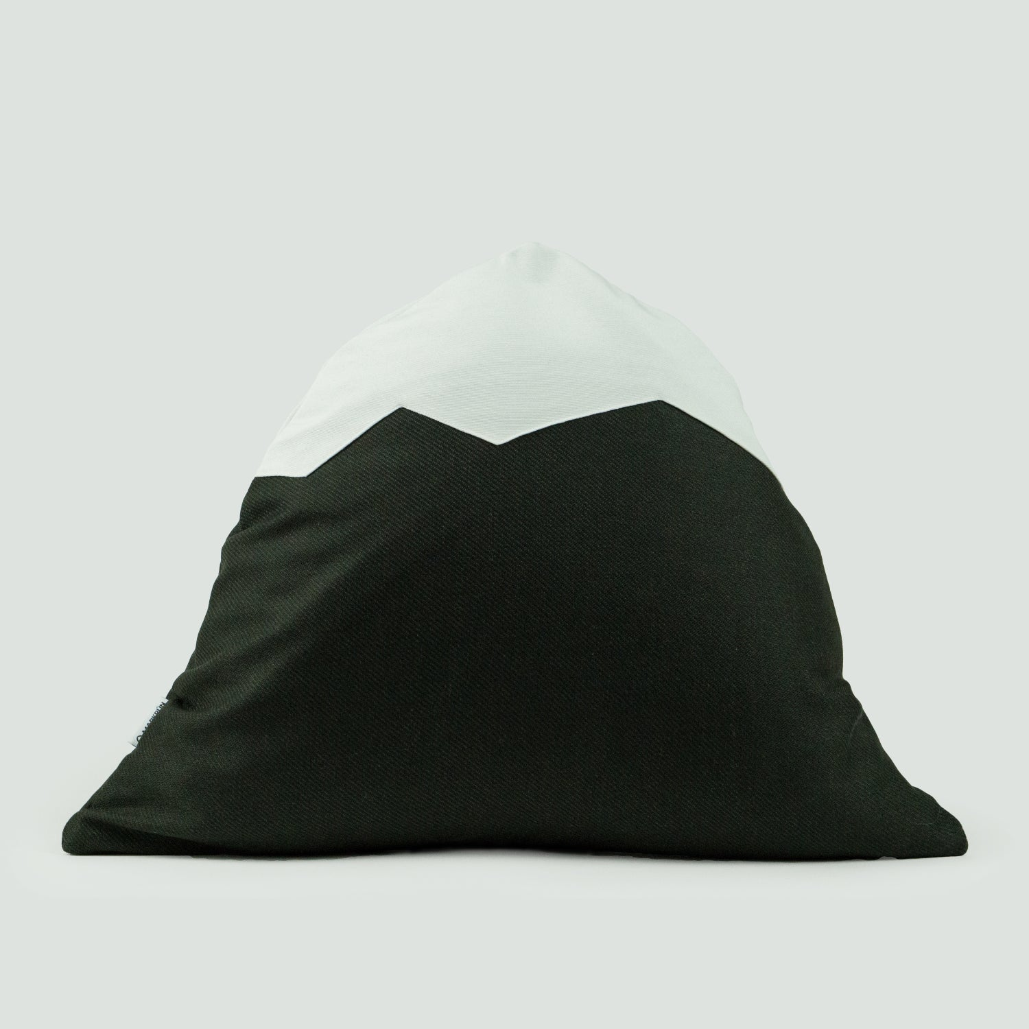 Image of Mountain Pillow C25 | Dark Green