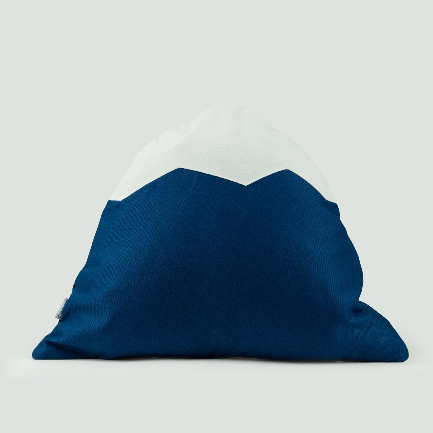 Image of Mountain Pillow C44 | Bright Blue