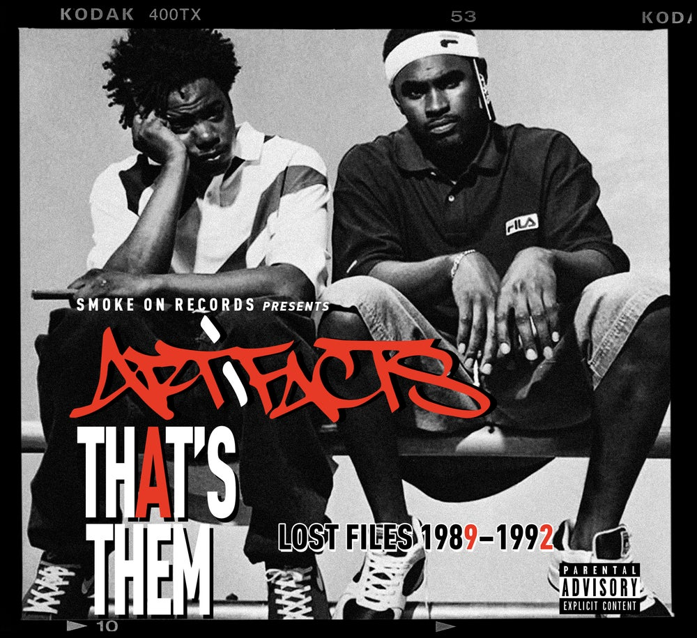 Image of Artifacts - That's Them Lost Files 1989-1992 CD
