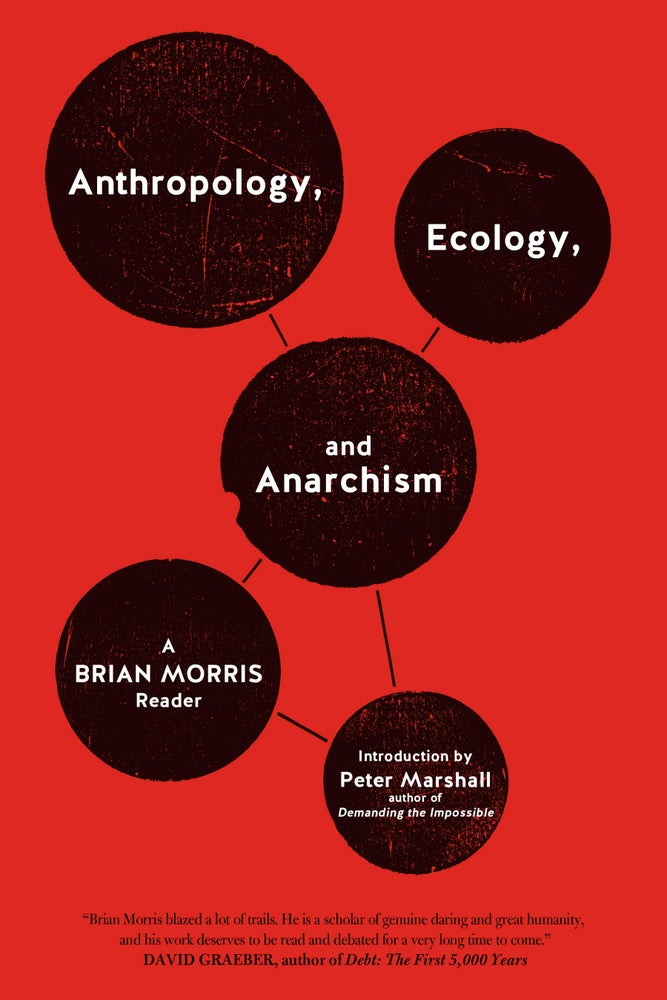Image of Anthropology, Ecology, and Anarchism: A Brian Morris Reader