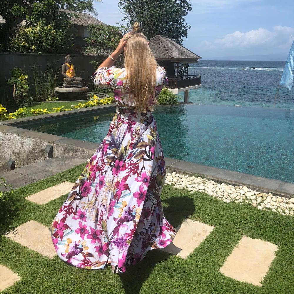 Image of Kona Dress | Kawaii Print