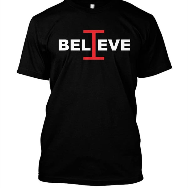 Image of Unisex I Believe Short Sleeve
