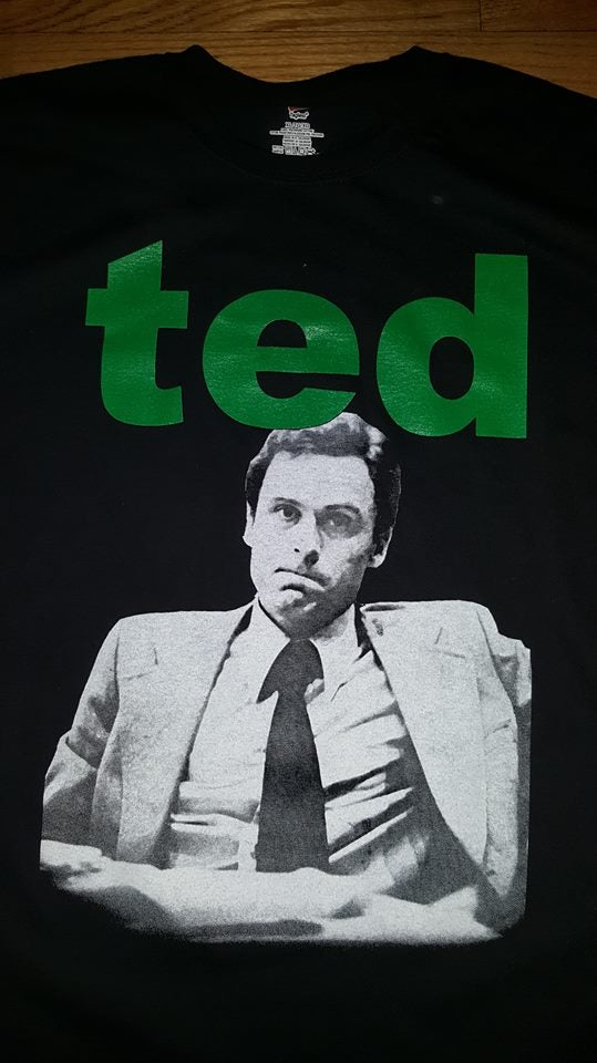 Image of CULT LEADER TED T SHIRT (IN STOCK)