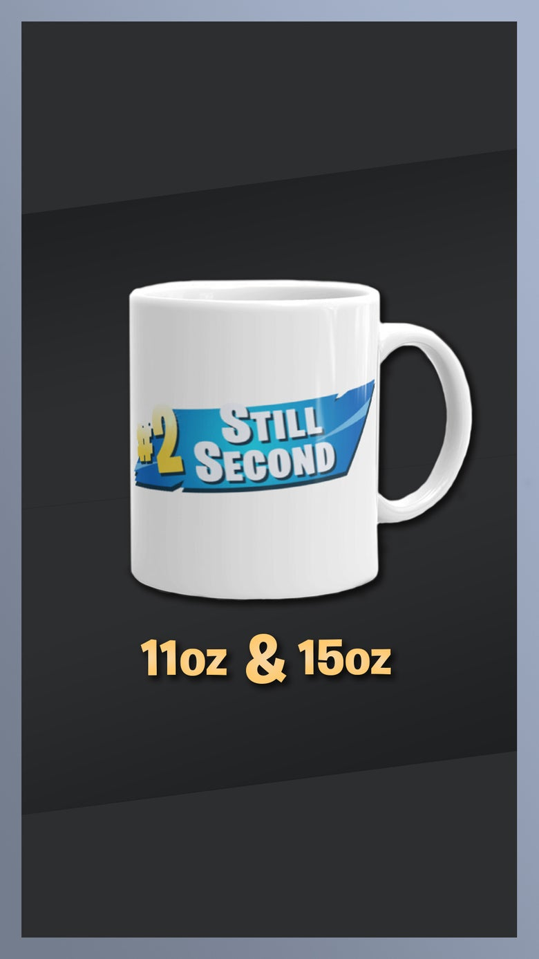 Image of SD | Still Second (Mug of Sadness)