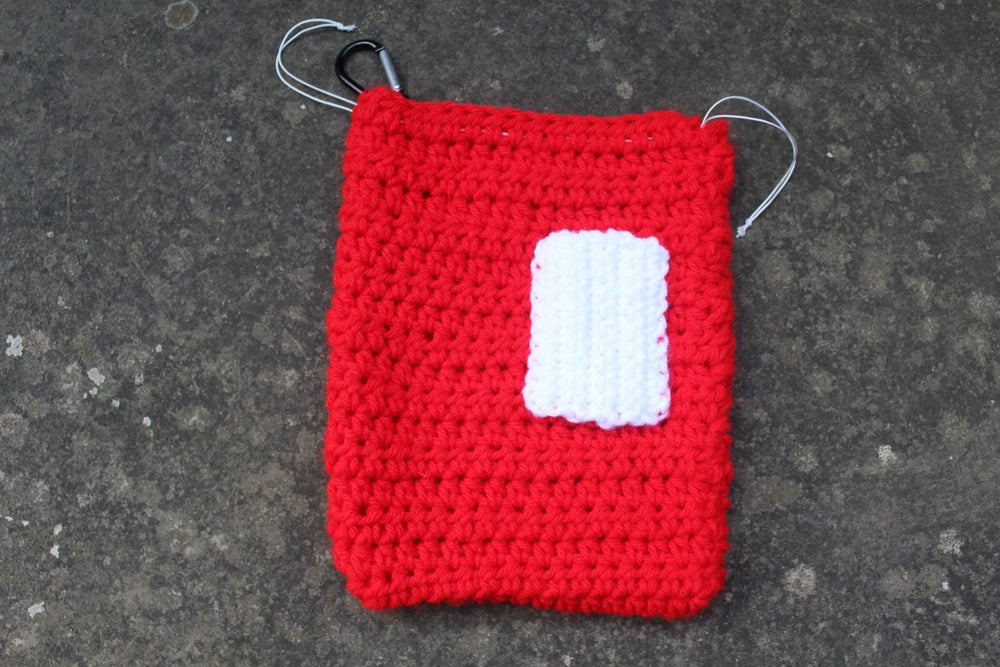 Image of Cherry Red Bag