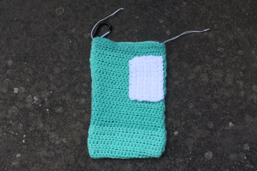 Image of Shades of Teal Bag