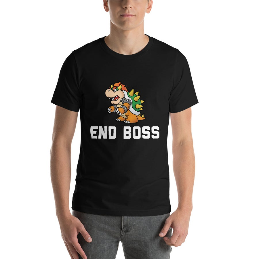 Image of End Boss