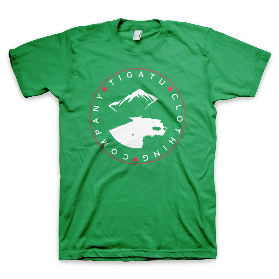 Image of Diablo Men's Tee Kelly Green