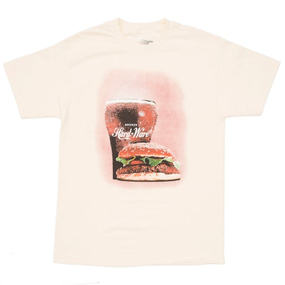 Image of BURGER TEE CREAM