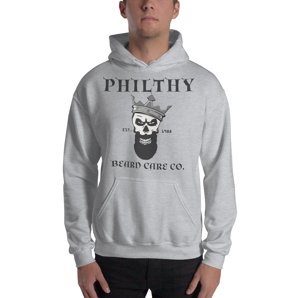 Image of Philthy Beard Care Co. Pullover Hoodie