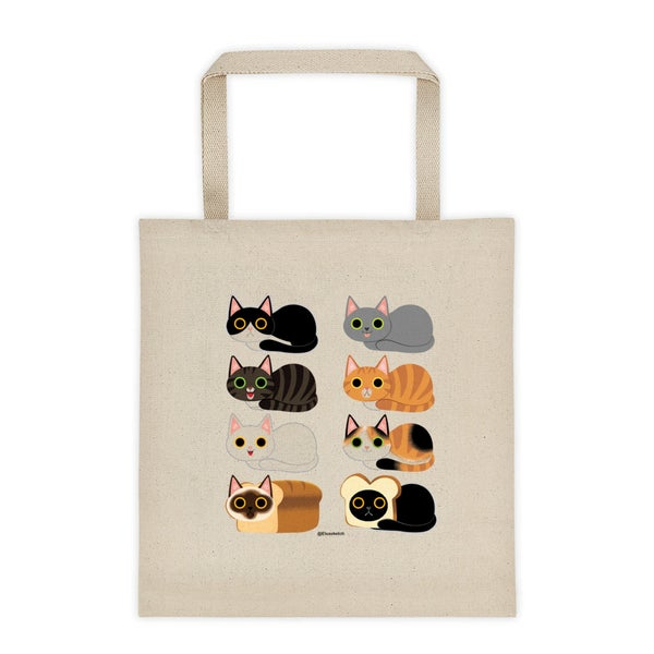 Image of All the Cats Tote Bag