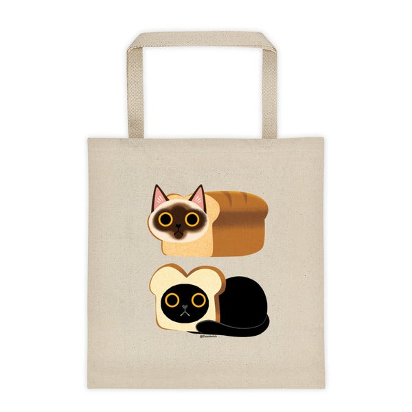 Image of Cat Loaves Tote Bag