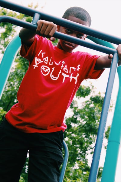 Image of KALVIARI YOUTH TSHIRT (4 COLORWAYS)
